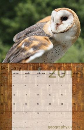 2018 GEOG large Calendar3